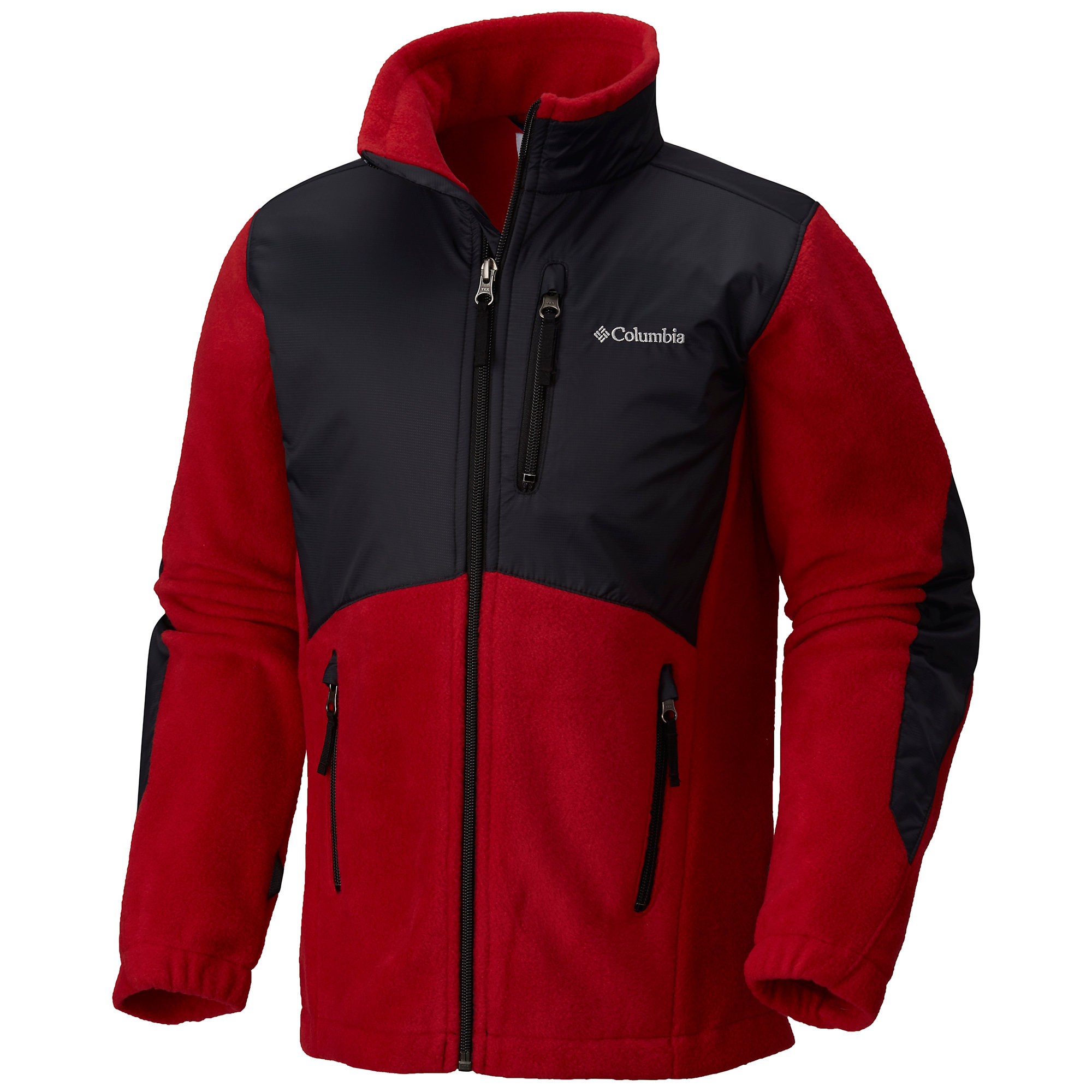 Columbia Granite Mountain Fleece Overlay