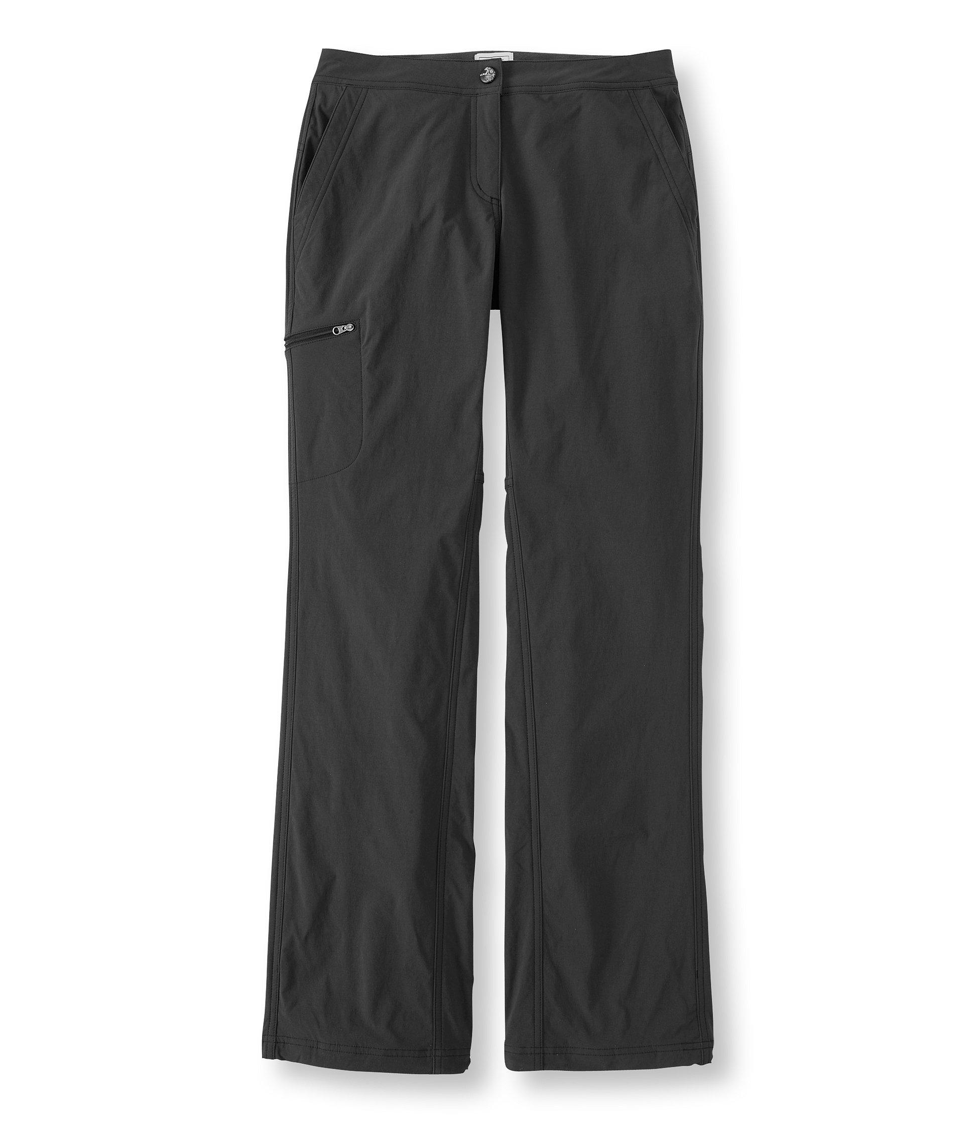 L.L.Bean Comfort Trail Pants, Lined
