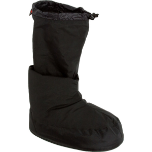 photo: Western Mountaineering Expedition Bootie bootie