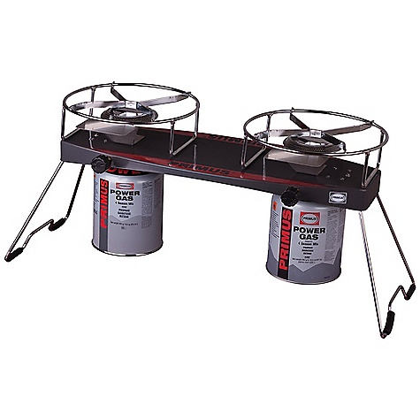 photo: Primus Njord Twin Stove compressed fuel canister stove