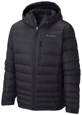 photo: Columbia Hellfire Down Hooded Jacket down insulated jacket
