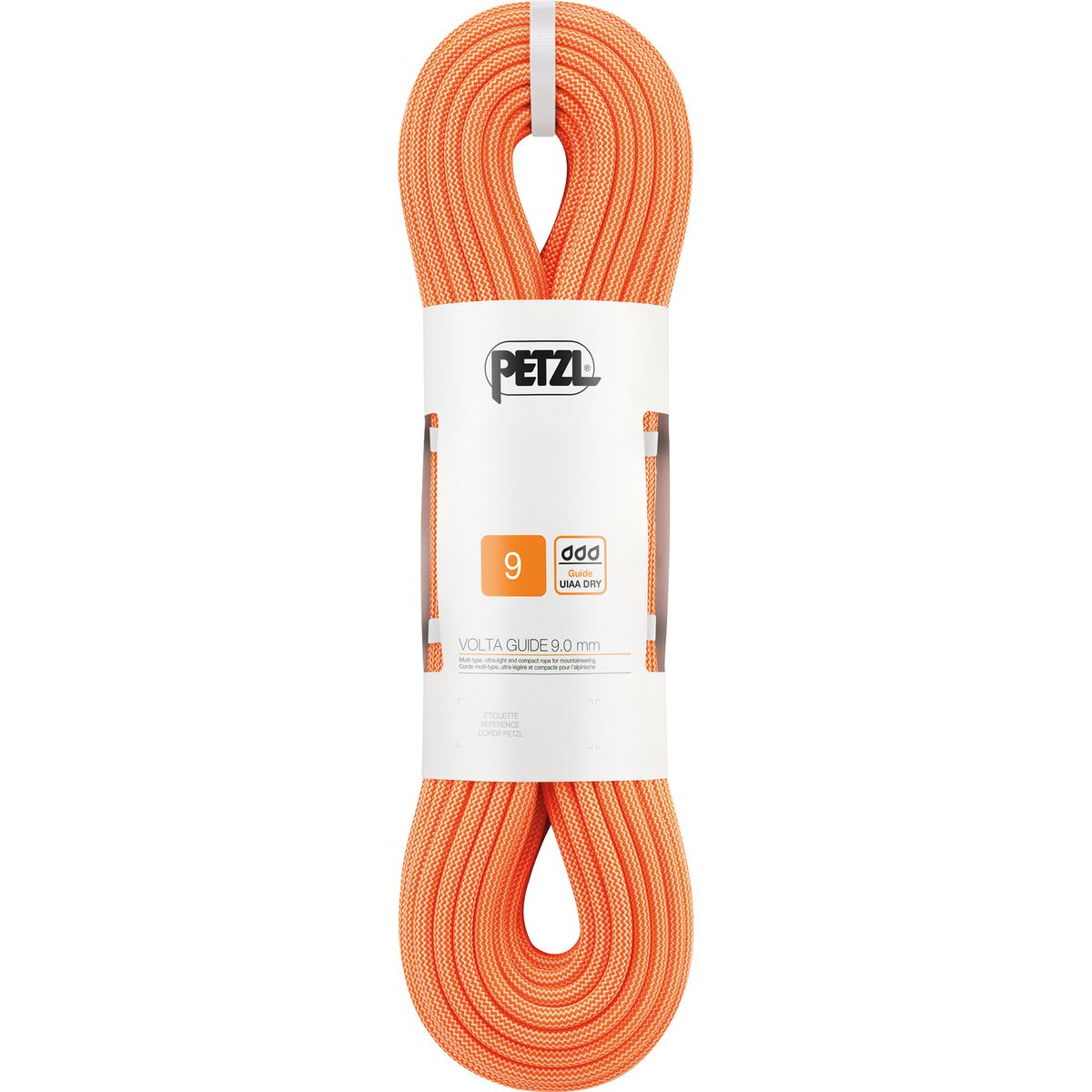 photo: Petzl Volta Guide 9.0 mm dynamic rope