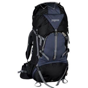 photo: JanSport Dharma 55 weekend pack (3,000 - 4,499 cu in)