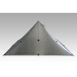 photo of a Locus Gear tarp/shelter