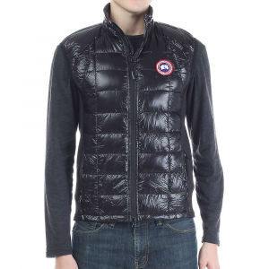 photo: Canada Goose Men's HyBridge Vest down insulated vest