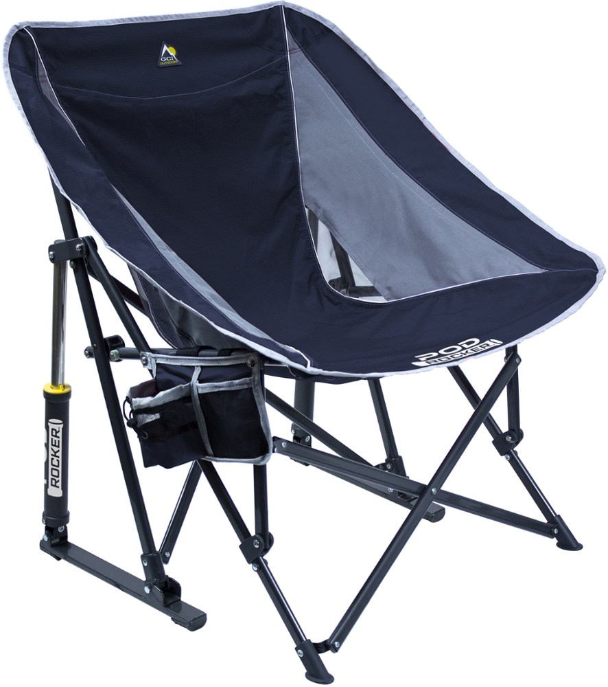 photo: GCI Outdoor Pod Rocker Pro camp chair