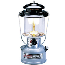 photo: Coleman 2 Mantle Dual Fuel Powerhouse Lantern fuel-burning lantern