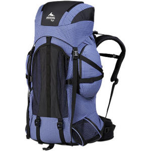 photo: Gregory Tega overnight pack (2,000 - 2,999 cu in)