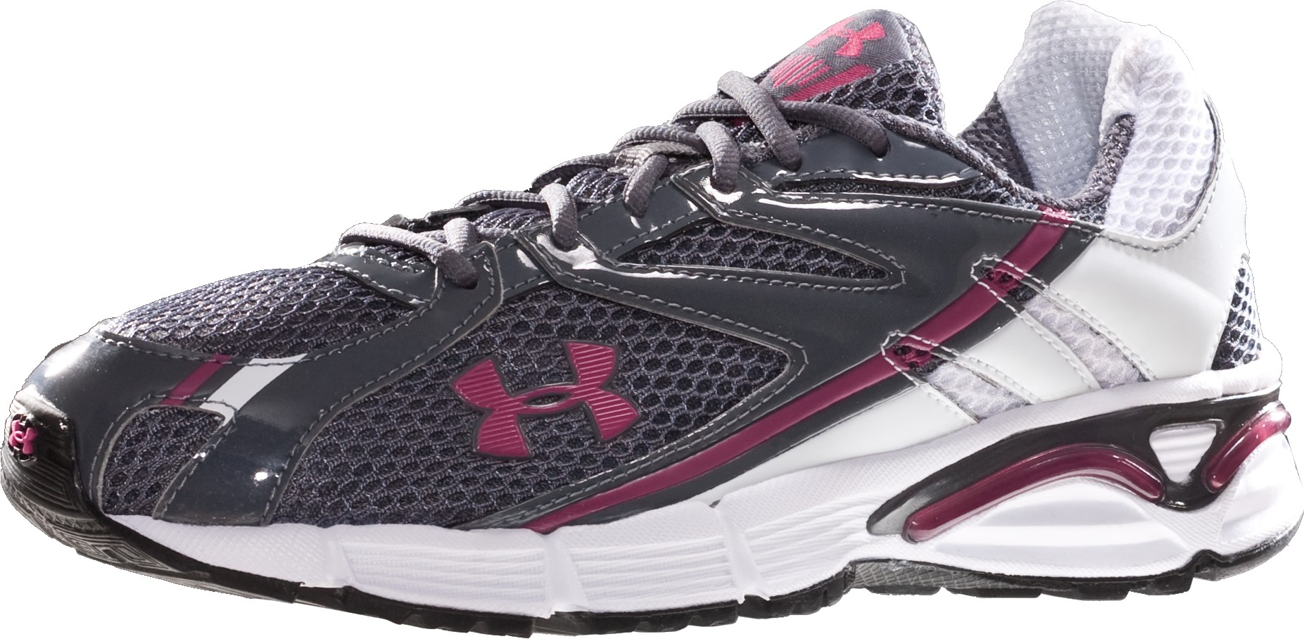photo: Under Armour Girls' Revenant Grade School trail running shoe