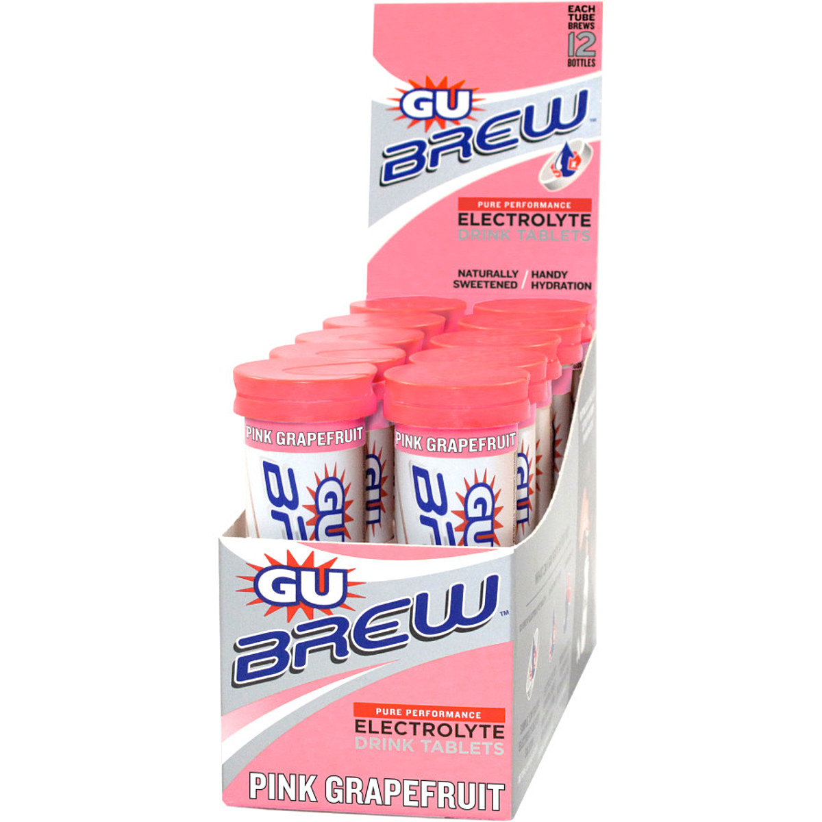 GU Electrolyte Brew Tablets