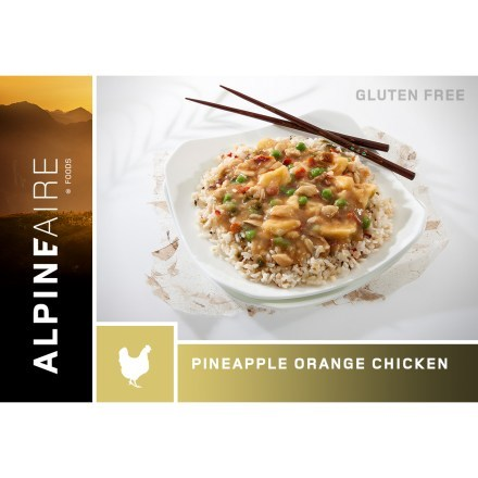 AlpineAire Foods Pineapple Orange Chicken