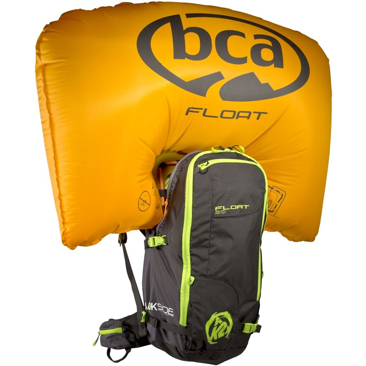 K2 Backside Float 30