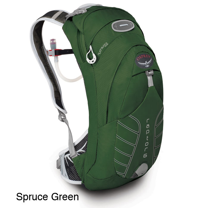 photo: Osprey Raptor 6 hydration pack