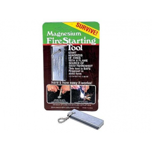 photo: Liberty Mountain Magnesium Fire Starter fire starter