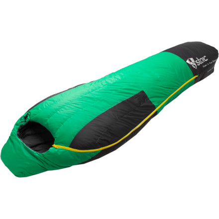 photo: Stoic Vamp 30 3-season down sleeping bag