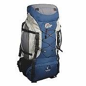 photo: Lowe Alpine Frontier 65+15 weekend pack (50-69l)