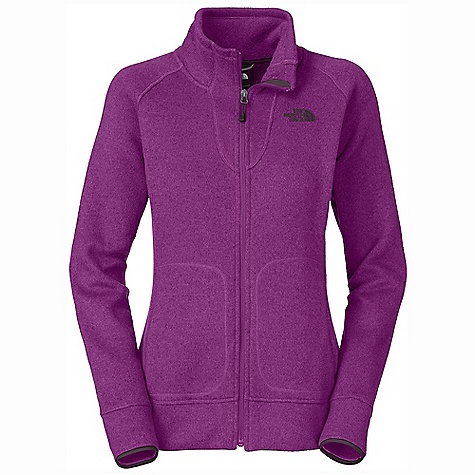 photo: The North Face Crescent Point Full Zip fleece jacket