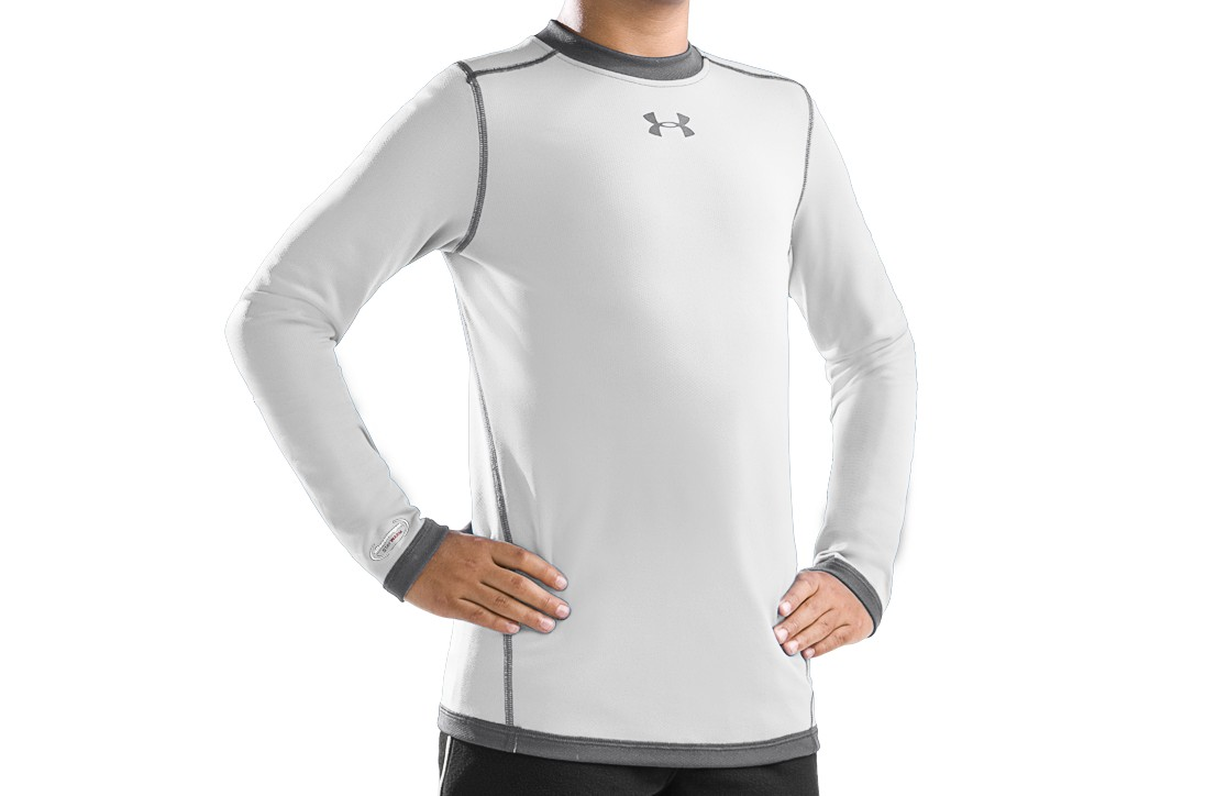 Under Armour AllSeasonGear Reversible Longsleeve Crew