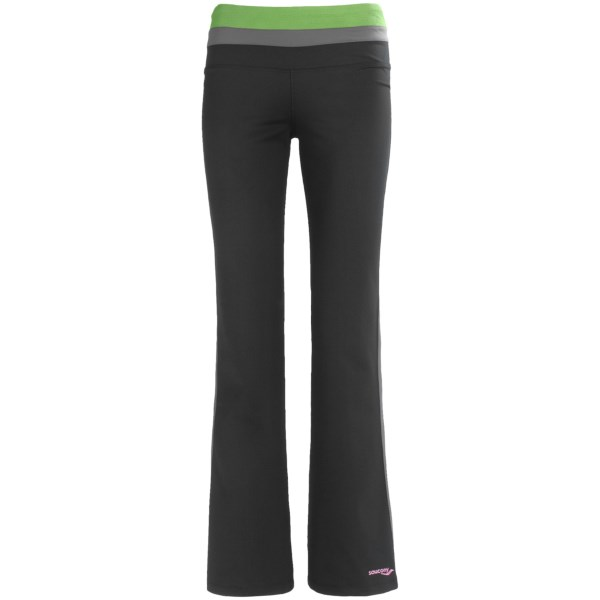 photo: Saucony Cha Cha LX Pant performance pant/tight