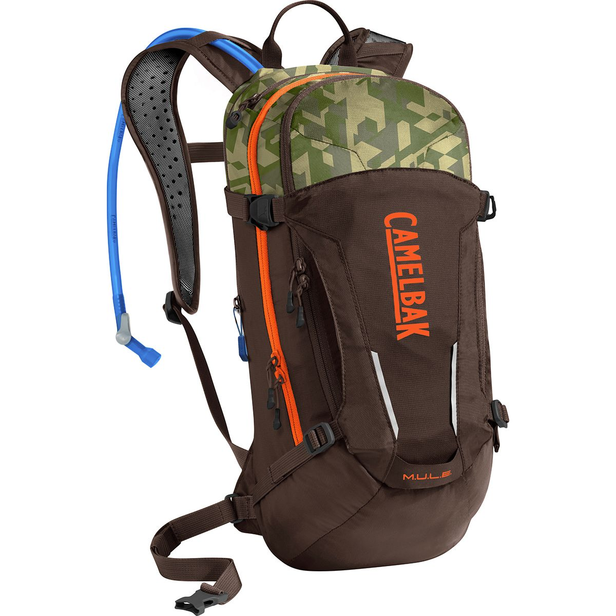 photo: CamelBak M.U.L.E. hydration pack