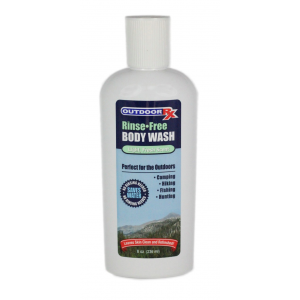 AGS Labs Rinse-Free Body Wash