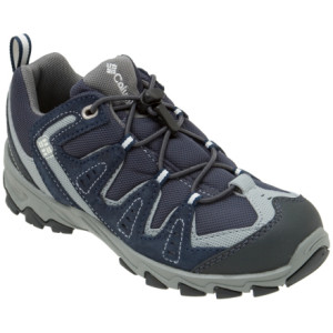 photo: Columbia Beartooth Bungee Lace trail shoe