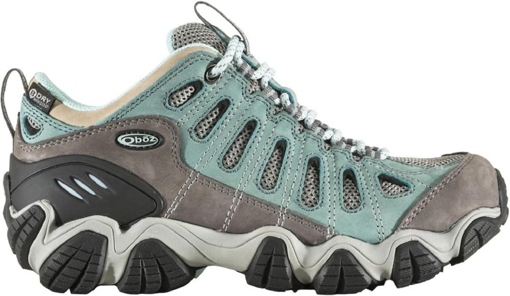 photo: Oboz Women's Sawtooth Low Waterproof trail shoe