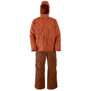 photo: The North Face Halo Detachable Suit hard shell suit