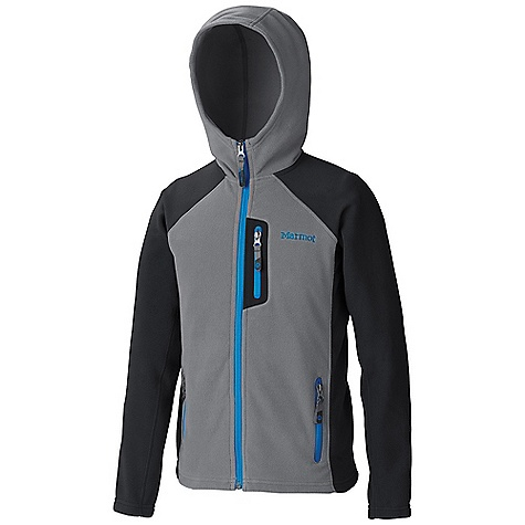 photo: Marmot Carson Hoody fleece jacket