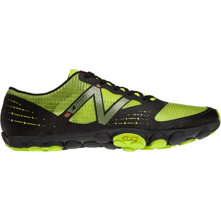 photo: New Balance MT00 Minimus Trail trail running shoe
