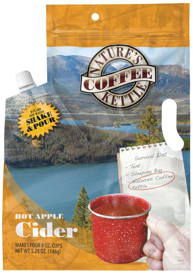 Nature's Coffee Kettle Hot Apple Cider