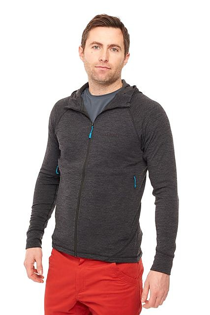 photo: Rab Nexus Jacket fleece jacket