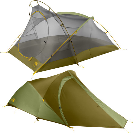 photo The North Face Tadpole 23 three-season tent  sc 1 st  Trailspace : north face tadpole tent - memphite.com