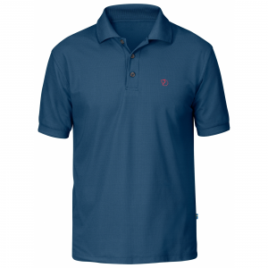 photo: Fjallraven Crowley Pique Shirt short sleeve performance top