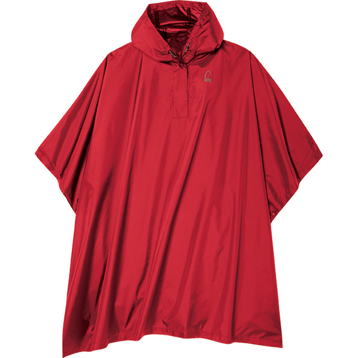 photo: Sierra Designs Women's Storm Poncho waterproof jacket