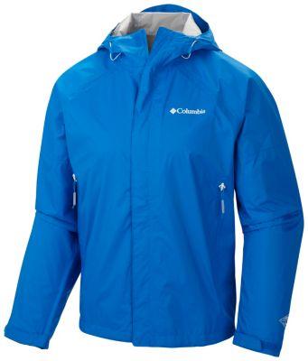 photo: Columbia Sleeker Rain Jacket waterproof jacket