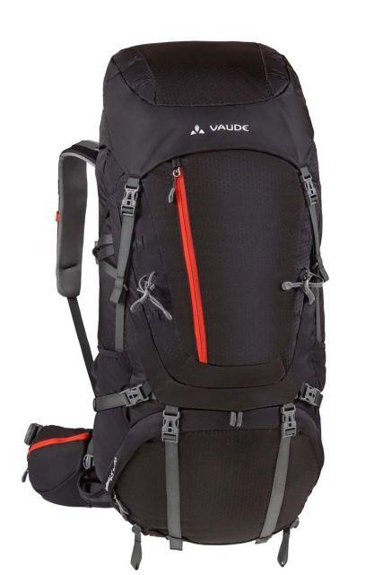 photo: VauDe Centauri 65+10 weekend pack (50-69l)