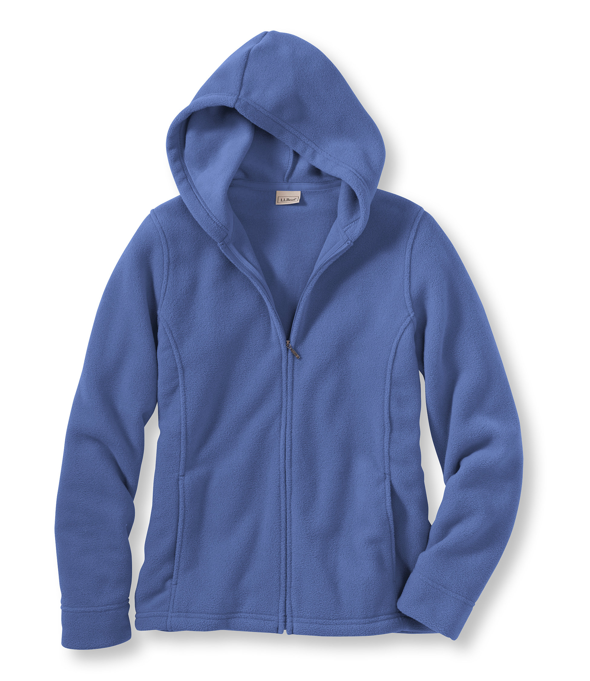 L.L.Bean Comfort Fleece, Hooded Jacket
