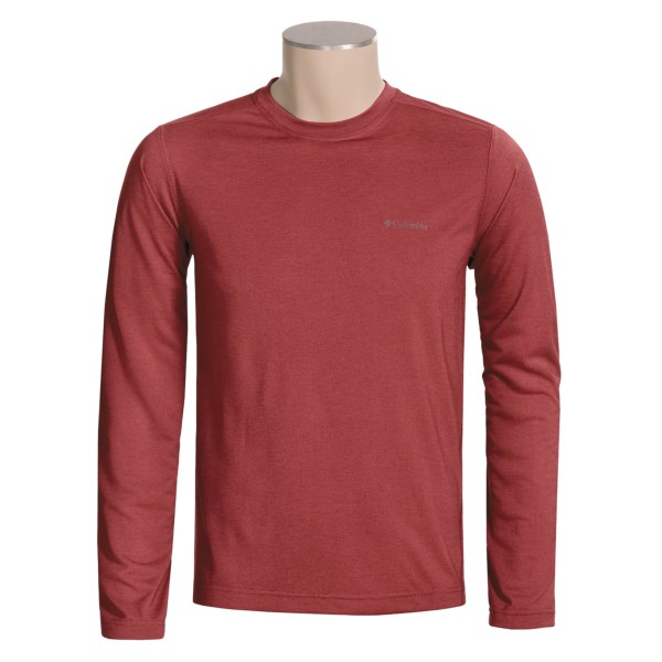Columbia Trail Endurance Long Sleeve Crew