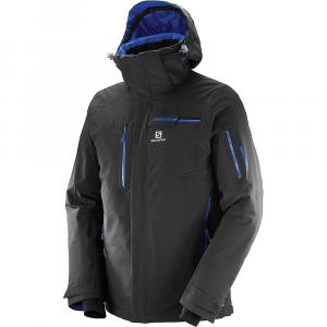 photo: Salomon Brilliant Jacket synthetic insulated jacket