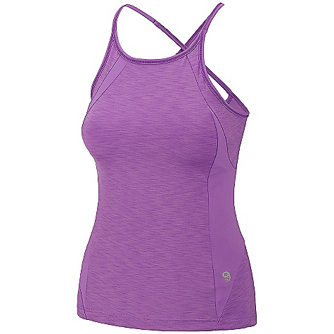 photo: Mountain Hardwear Malina Tank short sleeve performance top