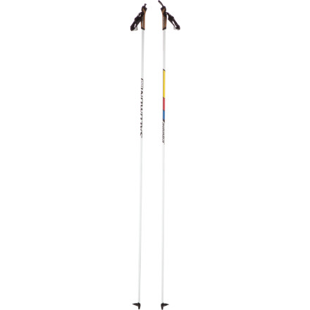 photo: Salomon Equipe 100 Carbon nordic touring pole