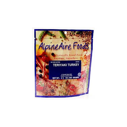 AlpineAire Foods Teriyaki Turkey