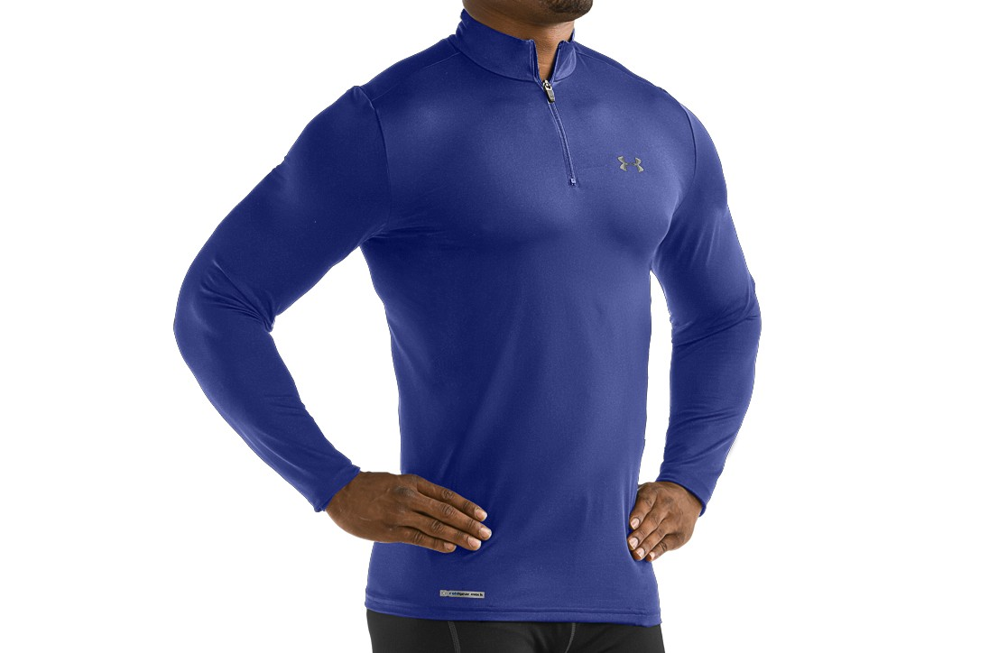 Under Armour ColdGear Fitted 1/4 Zip