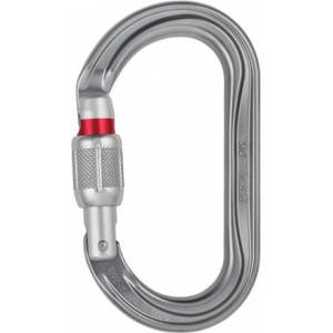 photo: Petzl OK Screw-Lock locking carabiner