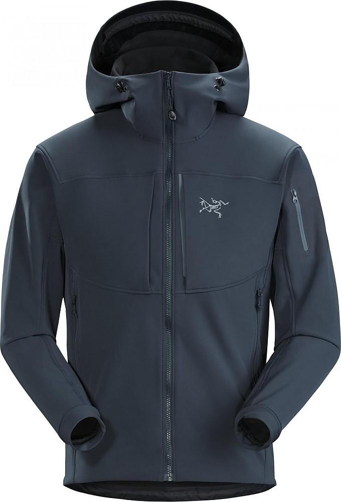 photo: Arc'teryx Gamma MX Hoody soft shell jacket