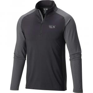photo: Mountain Hardwear Butterman 1/2 Zip long sleeve performance top