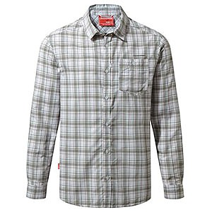 photo: Craghoppers NosiLife Prospect Long-Sleeved Shirt hiking shirt