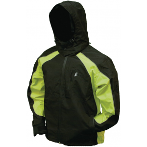 photo of a Frogg Toggs waterproof jacket