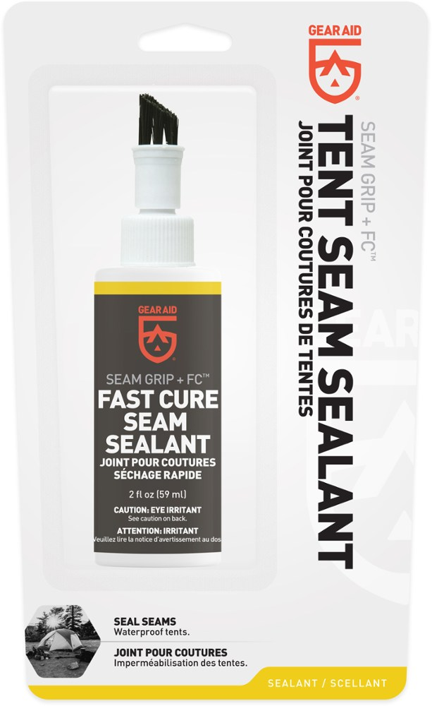 photo: Gear Aid Fast Cure Seam Sealant seam sealer